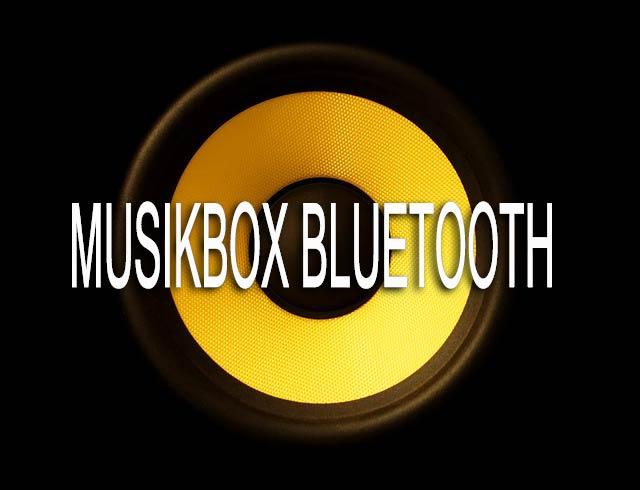 musikbox bluetooth