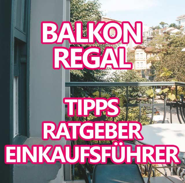 Balkon Regal